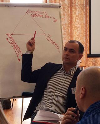 Сергей Четвериков - менеджер по развитию компания NAIMAR
